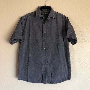 Beverly Hills polo casual button down shirt